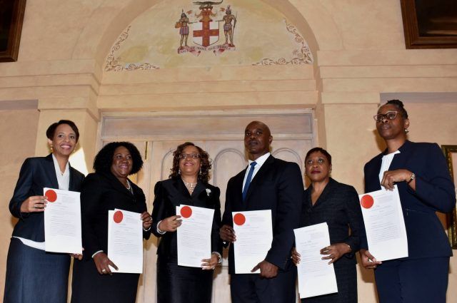 6 judges promoted