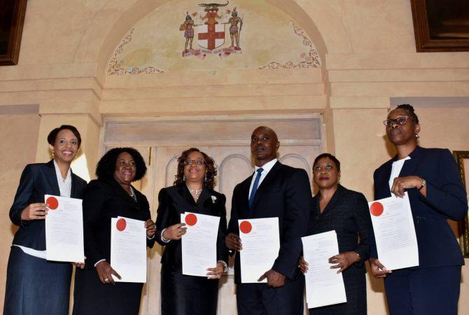 6 judges promoted