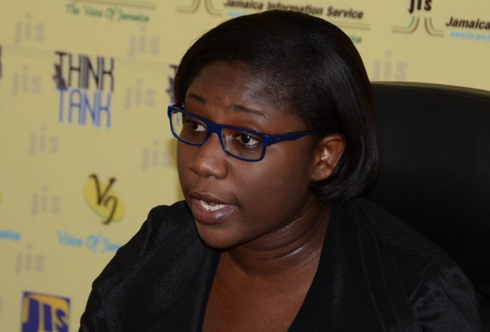 Public Education Officer at the Jamaica Council for Persons with Disabilities, Adrienne Pinnock says children will be an important component of the draft codes and regulations for the disabled community. She was addressing a Jamaica Information Service (JIS) 'Think Tank' on Wednesday, November 19.
