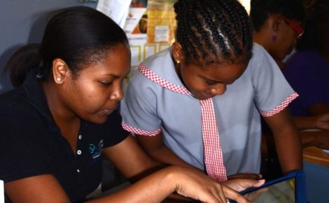 Windsor School for Special Education gets Tablets