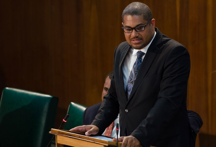 Sectoral Debate 2019/2020 Presentation by Mr. Mikael Phillips, MP