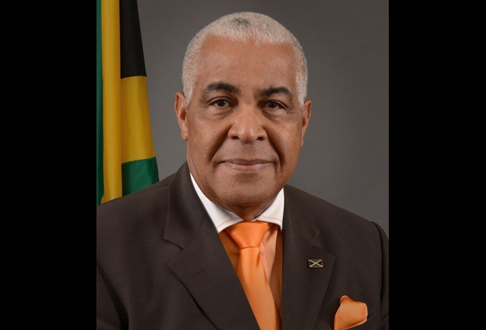 Minister of Water, Land, Environment and Climate Change, Hon. Robert Pickersgill M.P.