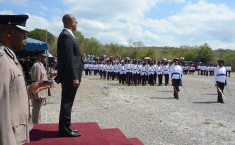 police-recruits-graduate