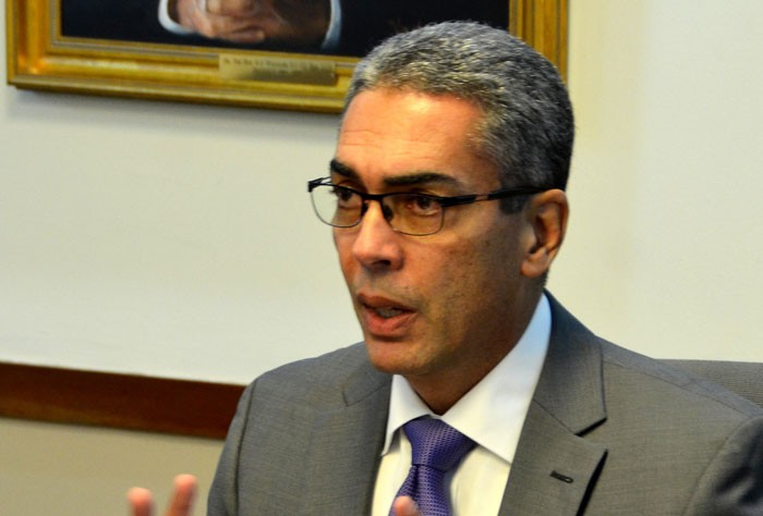 Co-Chairman of the Economic Programme Oversight Committee (EPOC), Richard Byles. (FILE)
