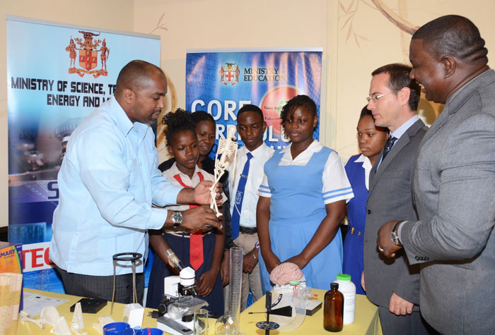 Eu Outfits Science Labs At Eight Primary And Secondary