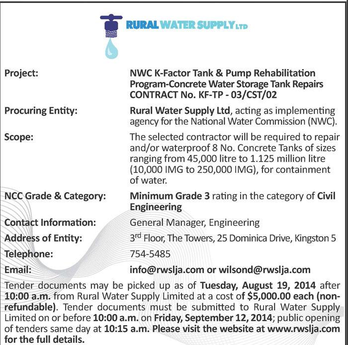 rural water supply system pdf