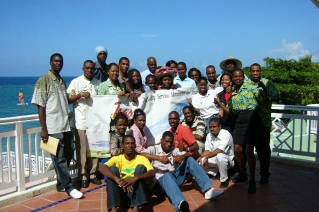 Team jamaica impacting tourism sector jamaica for Product development corporation